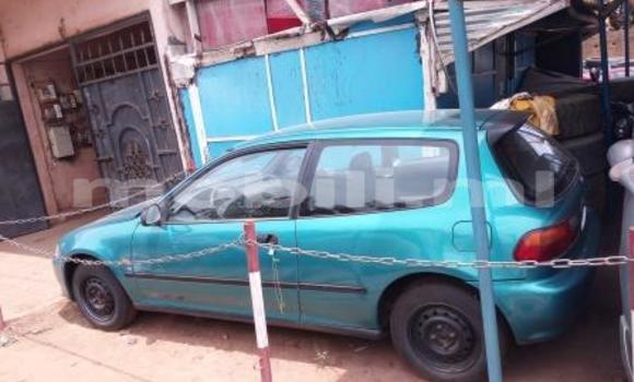 Acheter Voiture Honda Civic Bleu à Bamako en Mali