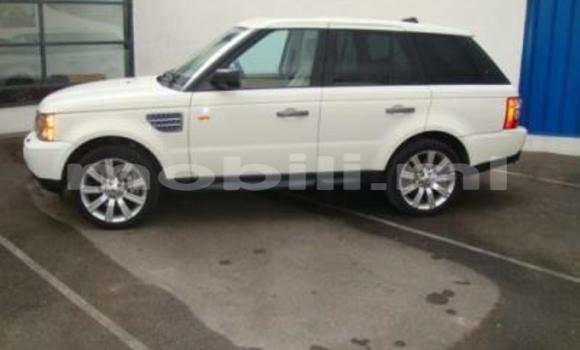 Acheter Voiture Land Rover Range Rover Blanc à Bamako en Mali