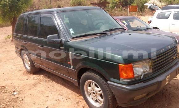 Acheter Voiture Land Rover Range Rover Vert à Bamako en Mali
