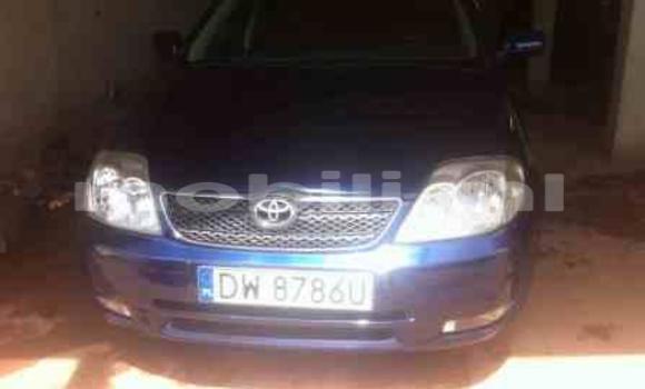 Acheter Voiture Toyota Avensis Bleu à Bamako en Mali