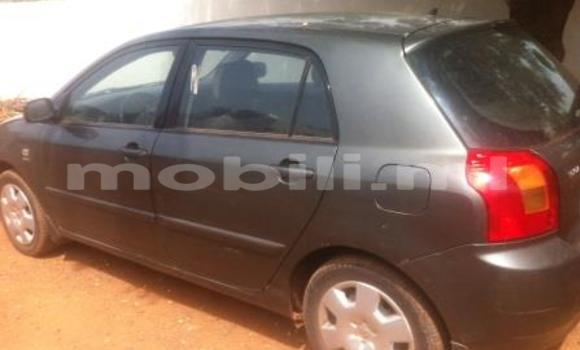 Acheter Voiture Toyota Corolla Gris à Kati en Mali