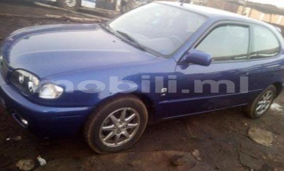 Acheter Voiture Toyota Corolla Bleu à Kati en Mali