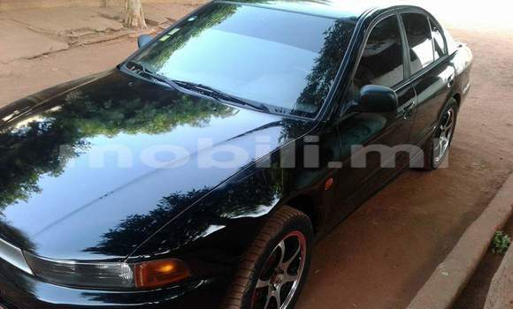 Acheter Voiture Mitsubishi Galant Noir à Bamako en Mali