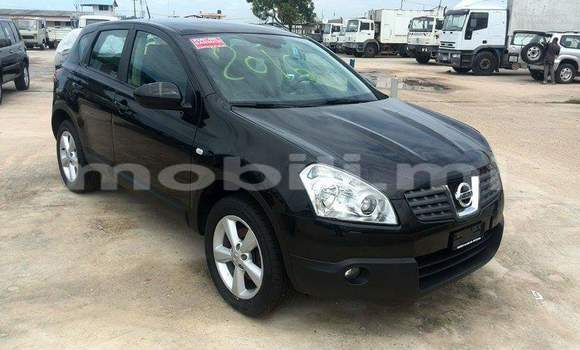 Acheter Voiture Nissan Qashqai Noir à Bamako en Mali