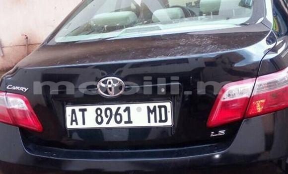 Acheter Voiture Toyota Camry Noir à Bamako en Mali
