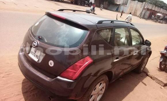 Acheter Voiture Nissan Murano Noir à Bamako en Mali