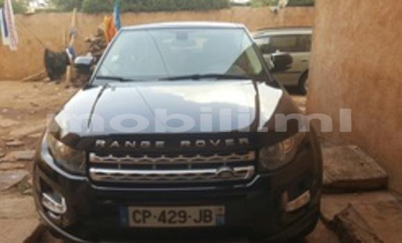 Acheter Voiture Land Rover Range Rover Evoque Noir à Bamako en Mali