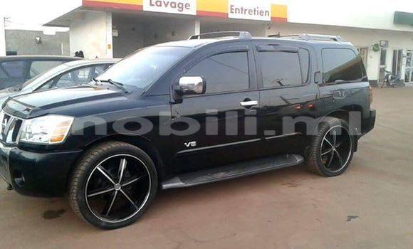 Acheter Voiture Nissan Hardbody Noir à Bamako en Mali