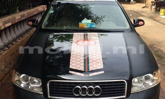 Acheter Voiture Audi A4 Noir à Bamako en Mali