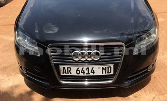 Acheter Voiture Audi A3 Noir à Bamako en Mali