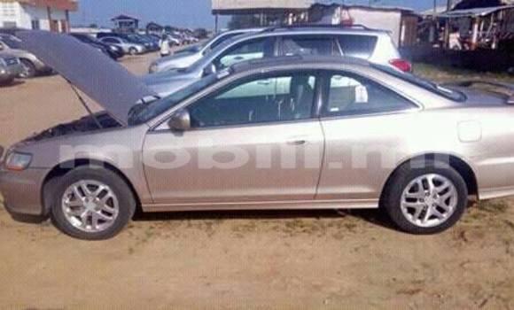 Acheter Voiture Honda Accord Noir à Bamako en Mali
