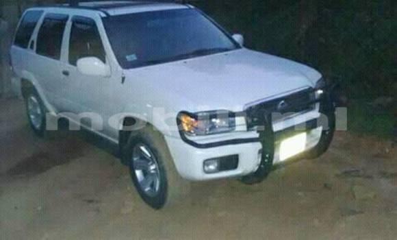 Acheter Voiture Nissan Pathfinder Blanc à Bamako en Mali