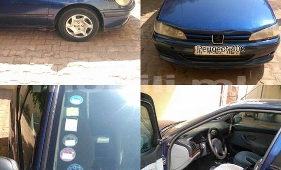 Acheter Voiture Peugeot 406 Bleu à Bamako en Mali