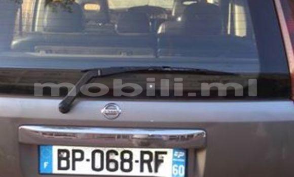 Acheter Voiture Nissan X-Trail Gris à Bamako en Mali