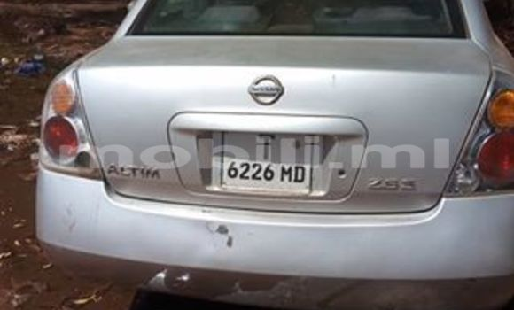 Acheter Voiture Nissan Altima Gris à Bamako en Mali