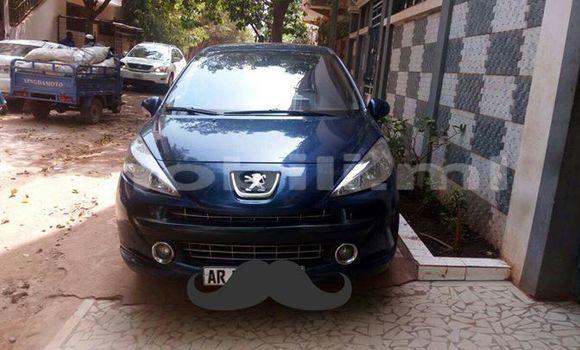 Acheter Voiture Peugeot 206 Bleu à Bamako en Mali