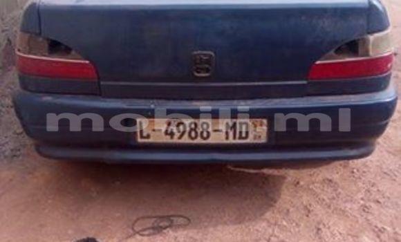Acheter Voiture Peugeot 306 Bleu à Bamako en Mali