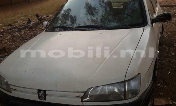 Acheter Voiture Peugeot 306 Blanc à Bamako en Mali