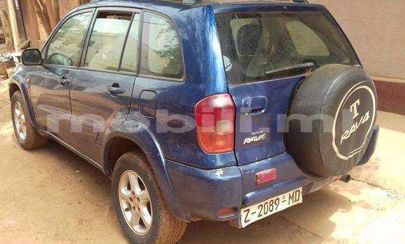 Acheter Voiture Toyota RAV4 Bleu à Bamako en Mali