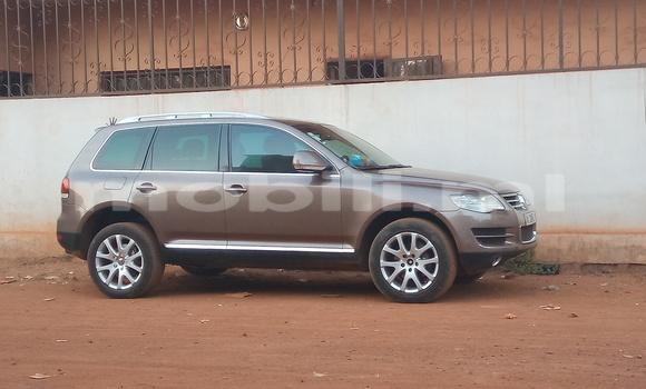 Acheter Voiture Volkswagen Touareg Gris à Bamako en Mali