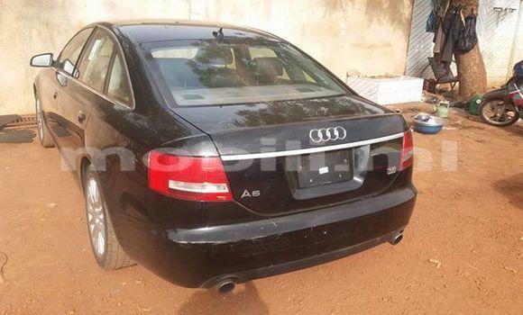 Acheter Voiture Audi A6 Noir à Bamako en Mali