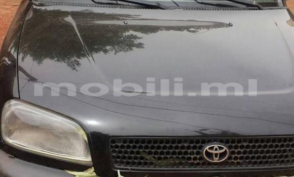Acheter Voiture Toyota RAV4 Noir à Bamako en Mali