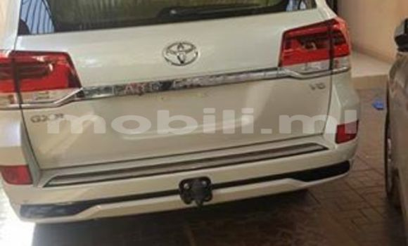 Acheter Voiture Toyota Land Cruiser Blanc à Bamako en Mali