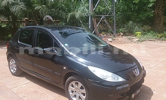 Acheter Voiture Peugeot 307 Noir à Bamako en Mali