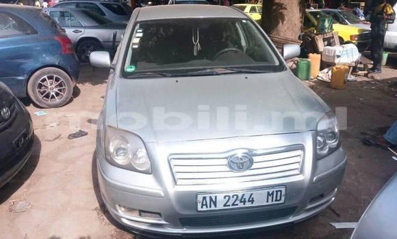 Acheter Voiture Toyota Avensis Gris à Bamako en Mali