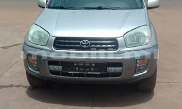 Acheter Voiture Toyota RAV4 Gris à Bamako en Mali