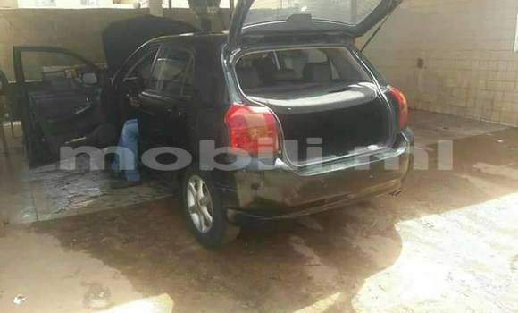 Acheter Voiture Toyota Corolla Noir à Bamako en Mali