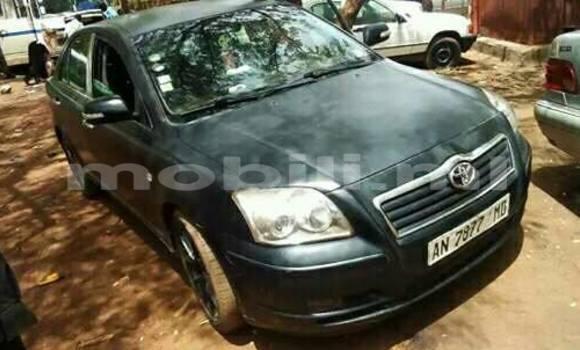 Acheter Voiture Toyota Avensis Noir à Bamako en Mali