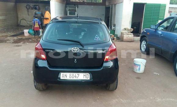 Acheter Voiture Toyota Yaris Noir à Bamako en Mali