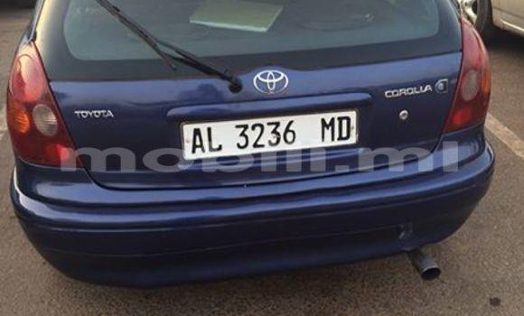 Acheter Voiture Toyota Corolla Bleu à Bamako en Mali