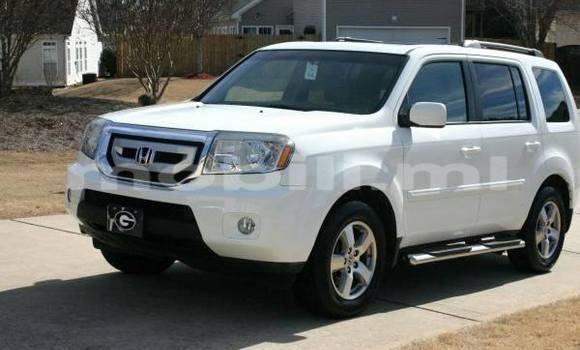 Acheter Voiture Honda Pilot Blanc à Bamako en Mali