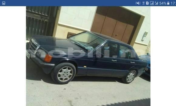 Acheter Voiture Mercedes-Benz 190 Bleu à Bamako en Mali
