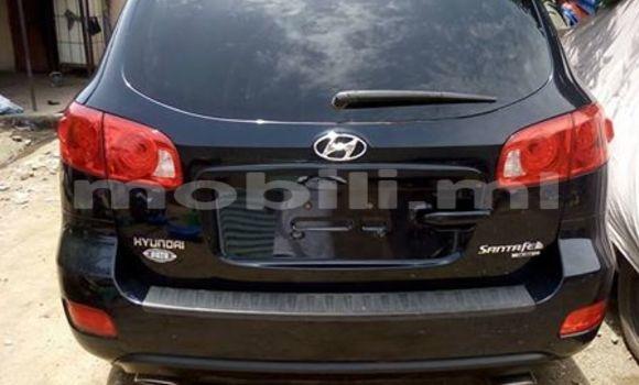 Acheter Voiture Hyundai Santa Fe Noir à Bamako en Mali
