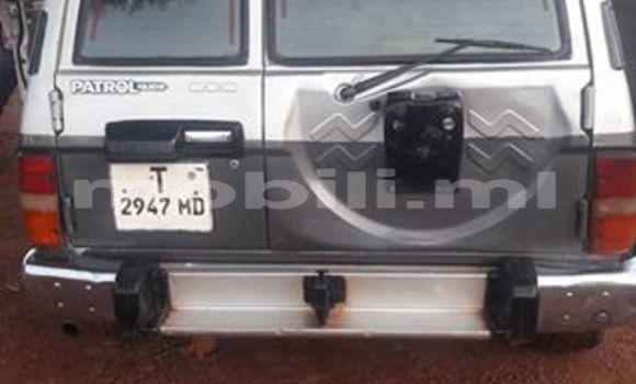 Acheter Voiture Nissan Patrol Gris à Bamako en Mali
