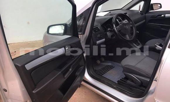 Acheter Voiture Opel Zafira Gris à Bamako en Mali