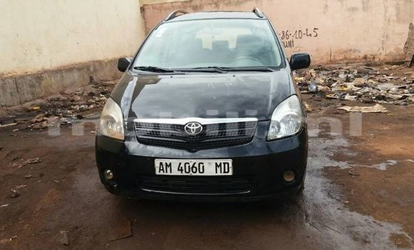 Acheter Voiture Toyota Verso Noir à Bamako en Mali
