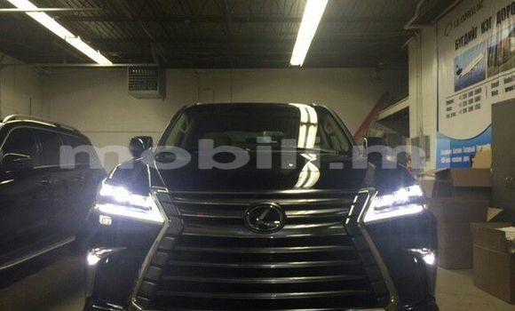 Acheter Voiture Lexus LX Noir à Koulikoro en Mali