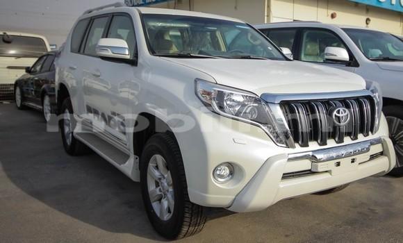 Acheter Voiture Toyota Prado Blanc à Bamako en Mali