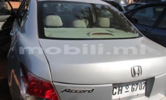 Acheter Voiture Honda Accord Gris à Bamako en Mali